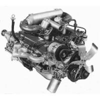 3.5 liter V8 motor