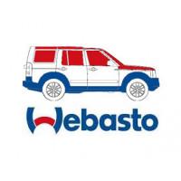 Fjernstyring og deler til Webasto