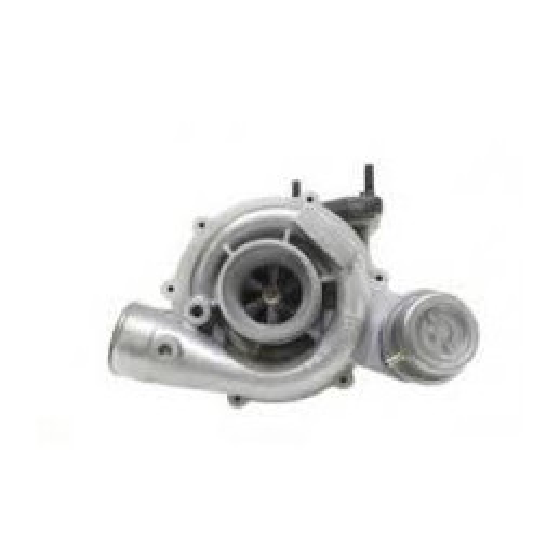 Td5 turbo