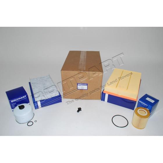 Filter kit 3.0 SDV6 Britpart