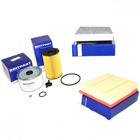 Filter kit TDV6 fra 2009