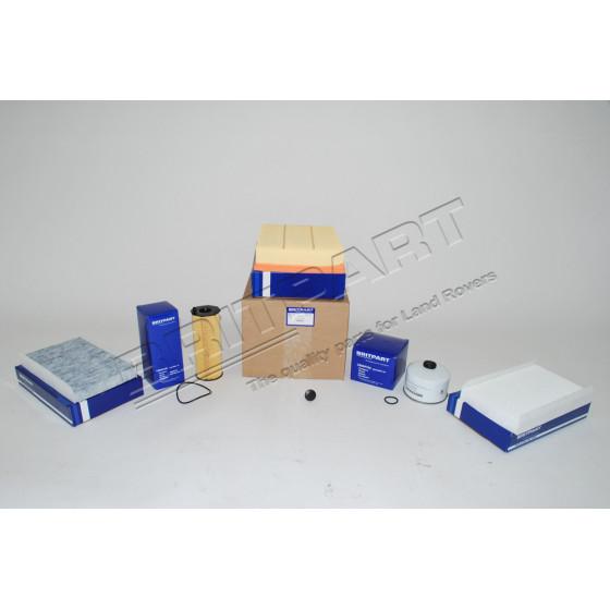Filter kit 3.6 Tdv8