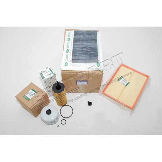 Filter kit Tdv8