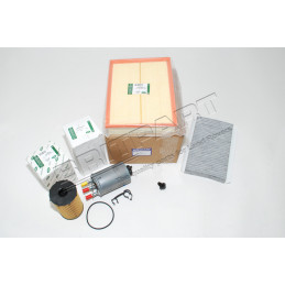 Filter kit Tdv6 opptil 2006