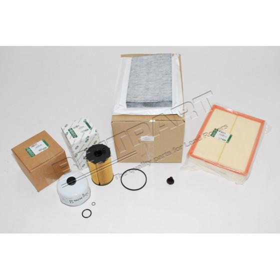 Filter kit Tdv6 fra 2007