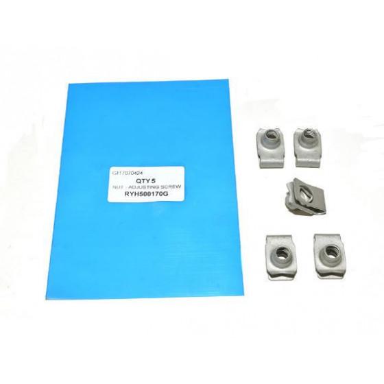 Monteringsklips kompressor
