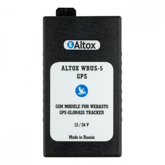 Altox Wbus 5 GSM modul + GPS