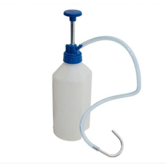 Trykkflaske gir og diffolje