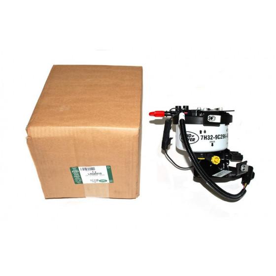 Dieselfilterholder