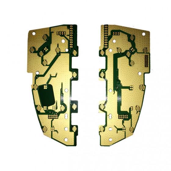 Kretskort til D4 switch packs
