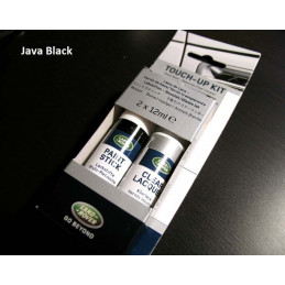 Lakkstift Java Black