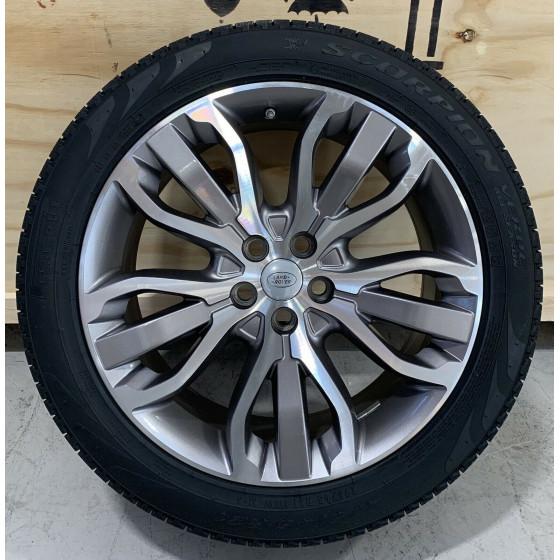 Sett med Range Rover Sport...